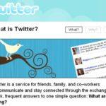 Il turismo anche su Twitter