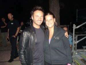 Io e Nek 6 settembre 2010