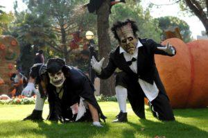 La notte di Halloween a Gardaland