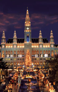 Festeggia il capodanno a Vienna