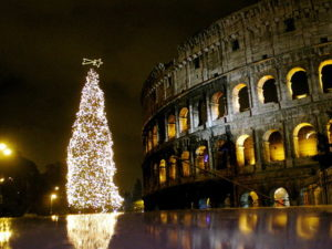 Natale al Colosseo