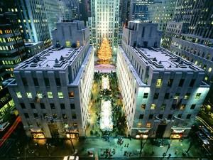 Festeggia il Natale a New York