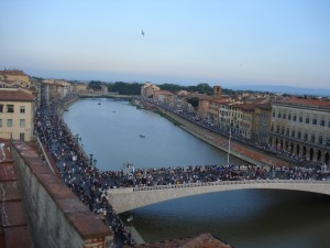 Lungarno-Pisa