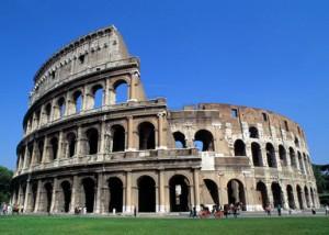 Roma-il-colosseo