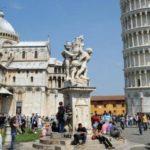 Pisa: la città più amata dai turisti stranieri