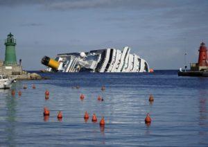Concordia-affondata