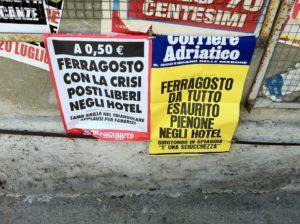 """Come """"inventare"""" dati sul turismo..."""