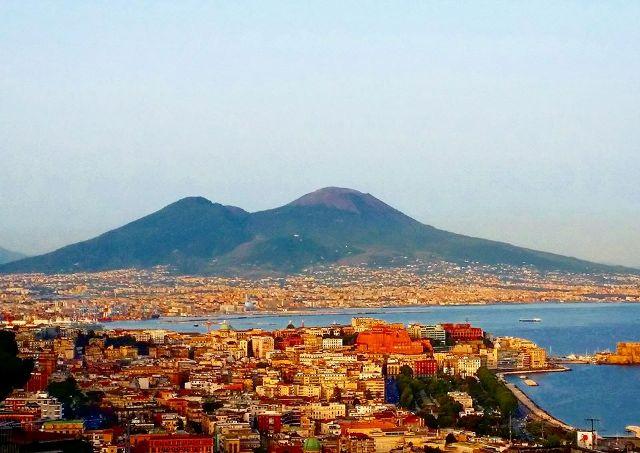 Vesuvio-Napoli