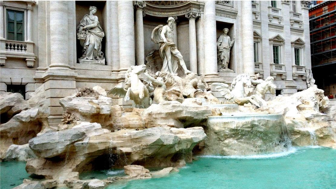 Roma-Fontana-di-Trevi