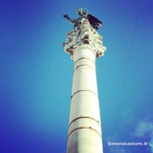 Statua-Sant-Oronzo-Lecce-Puglia
