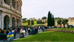 In crescita il turismo straniero in Italia