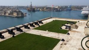 La-Valletta-Malta-Giardini-Baracca