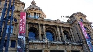 Barcellona-Quartiere-Montjuic-Museo