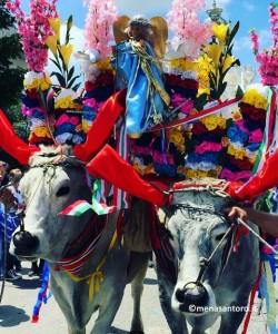 Festa-della-madonna-della-pace-giugliano-Buoi