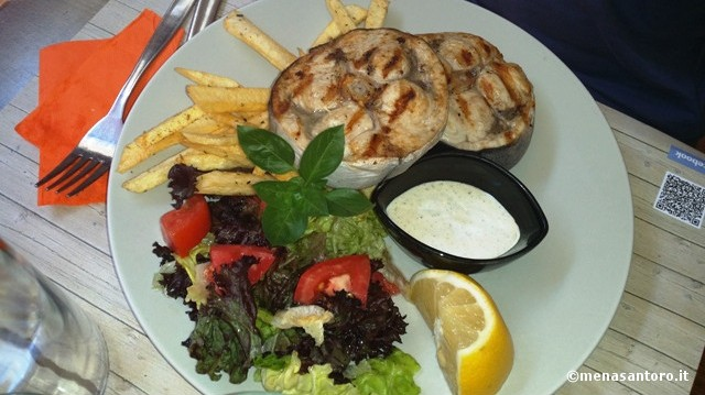 Sword-fish fillet-grecia