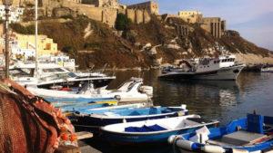 Procida-Barche-pescatori