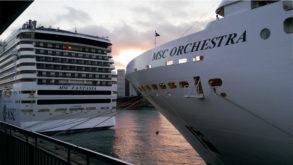 MSC World Cruise: il giro del mondo in 119 giorni
